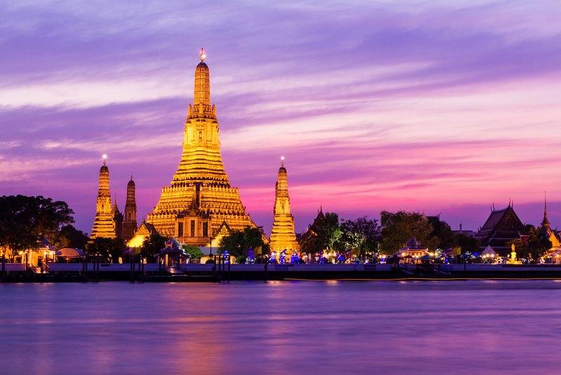 معبد وات ارون | Wat Arun