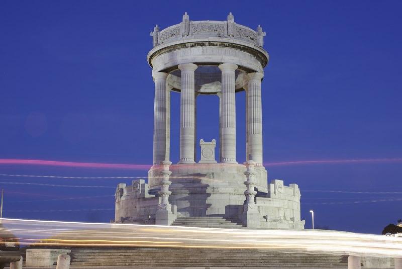 بنای یادبود جنگ آنکونا