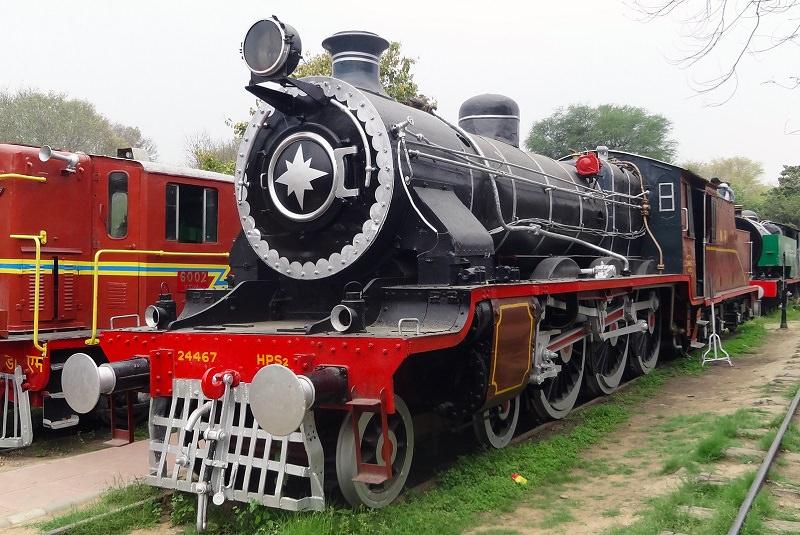 موزه ملی راهآهن | The National Rail Museum