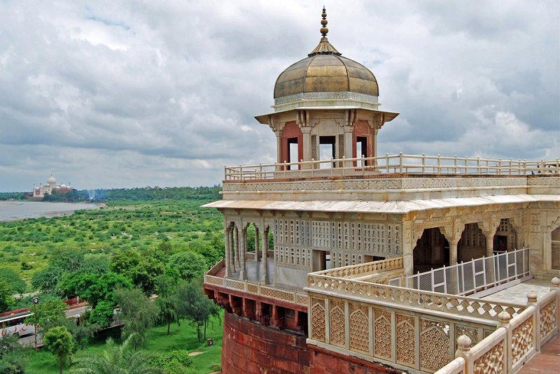 برج هشت ضلعی - تور هند
