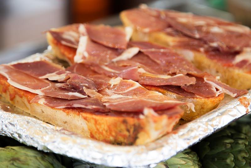 غذاهای اسپانیایی