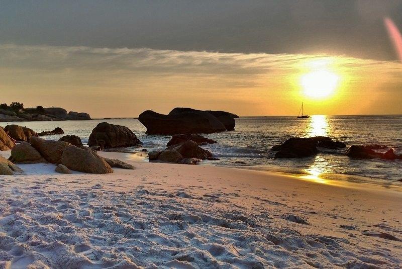 ساحل کلیفتون کیپ تاون
