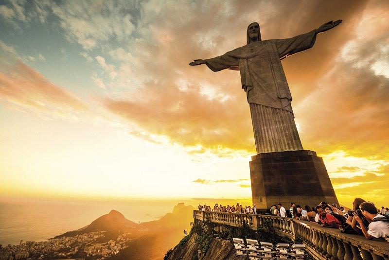 مجسمه مسیح در ریودوژانیرو