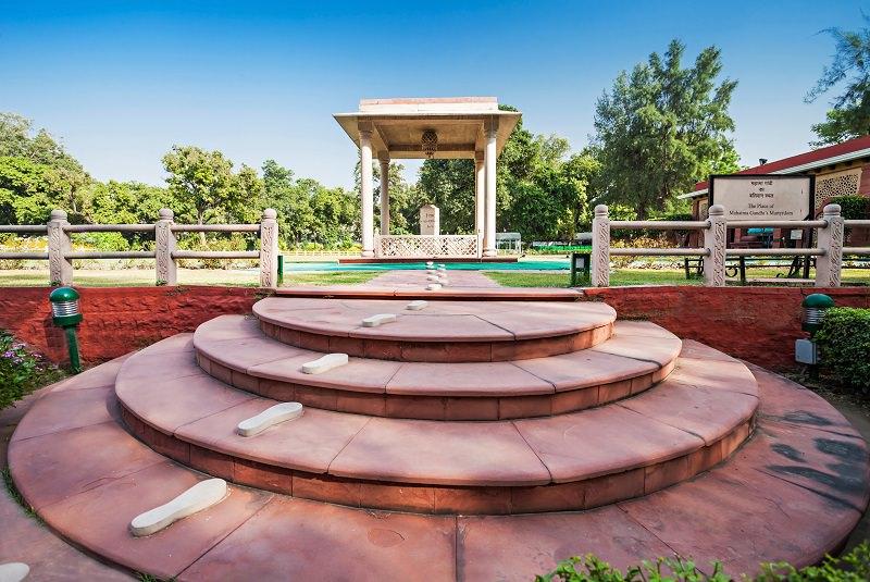 گاندی اسمیریتی و بنای یادبود مهاتما گاندی | Gandhi Smriti and the Mahatma Gandhi Memorial