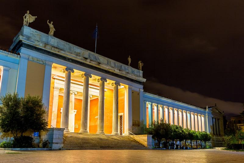 موزه ملی باستانشناسی آتن