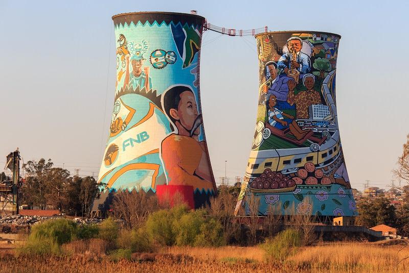 سوتو آفریقای جنوبی