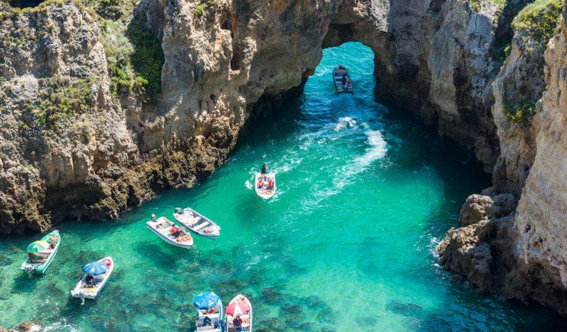 گشتهای دریایی پرتغال