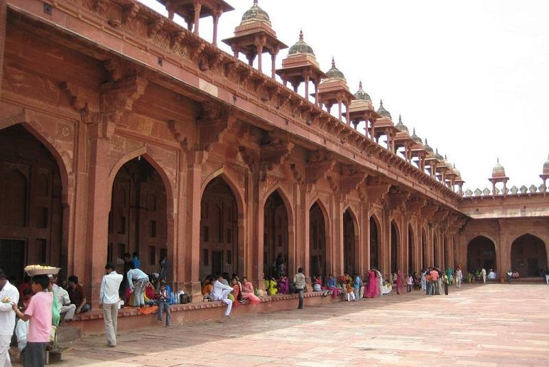 مسجد جامع آگرا