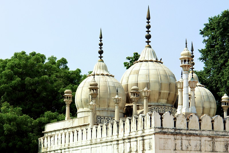 مسجد مطیع - آگرا