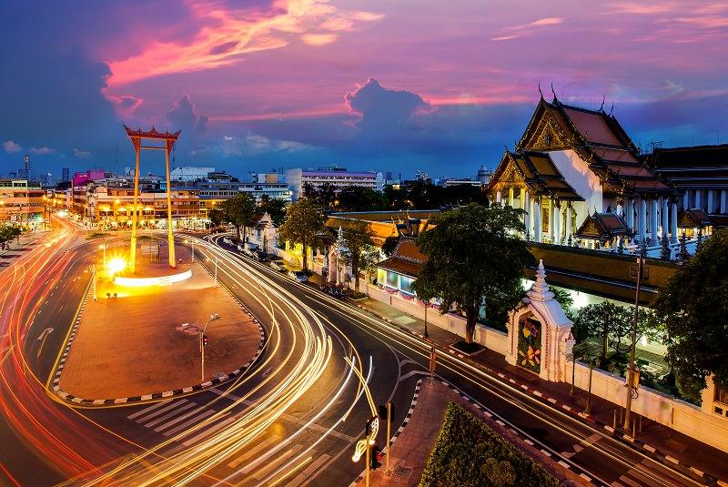 تاب بزرگ بانکوک | Giant Swing
