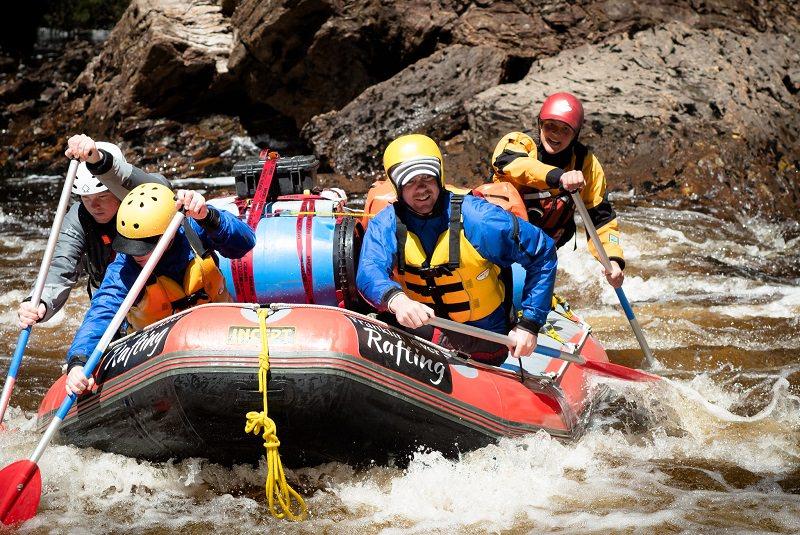 رودخانه فراکلین استرالیا
