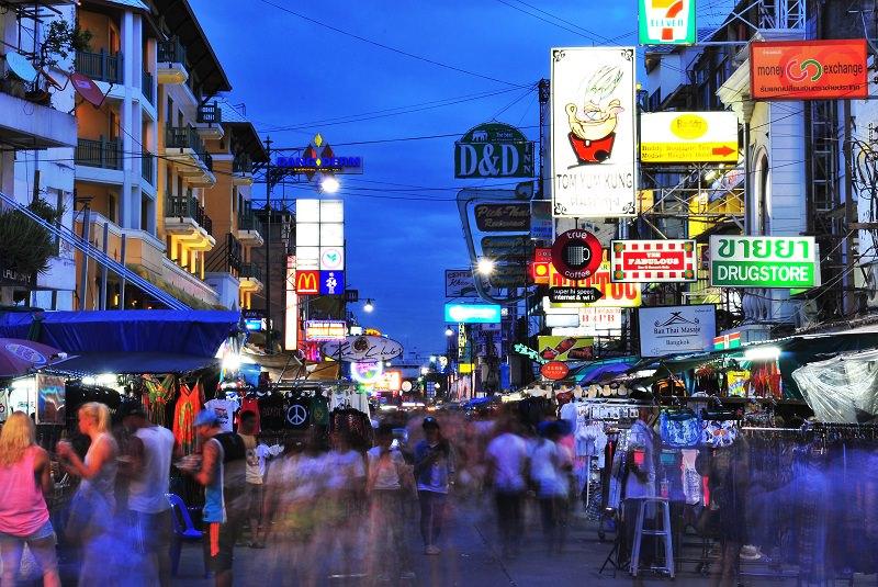خائو سان | Khao San Road