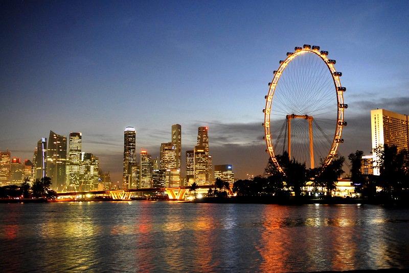 جاذبه های سنگاپور