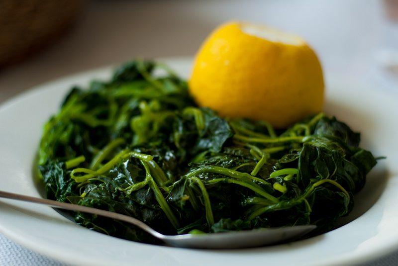 غذا های یونانی
