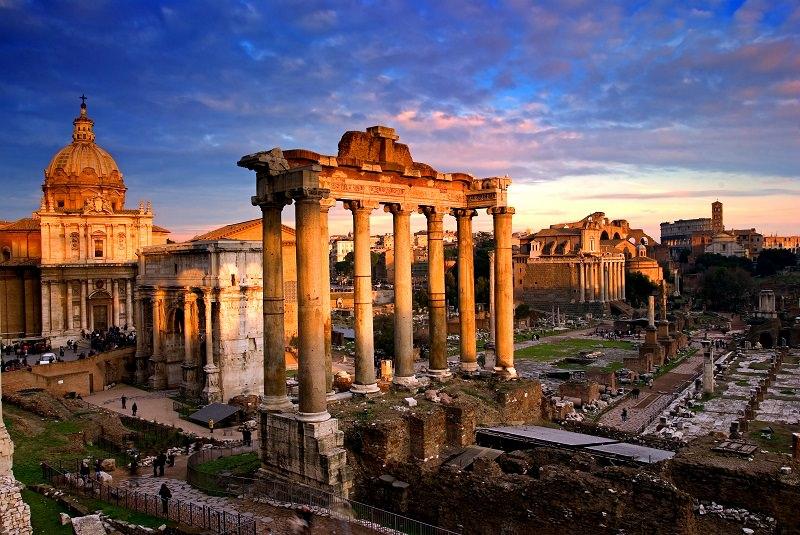 دیدنی ها و جاذبههای رم ایتالیا