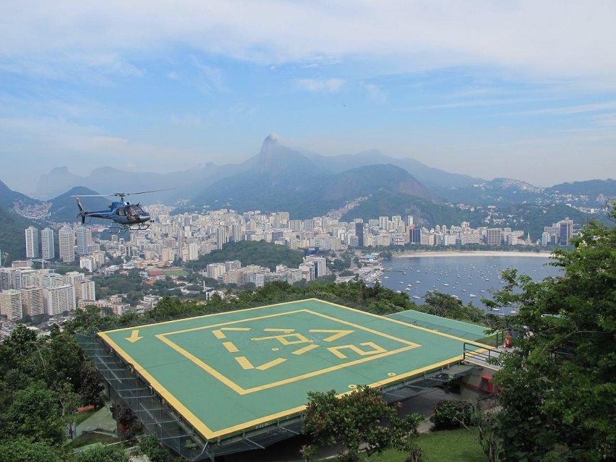 تور برزیل ایوار