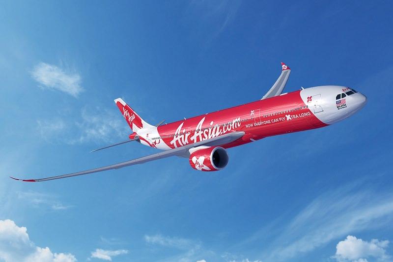 ایر آسیا پرواز مالزی