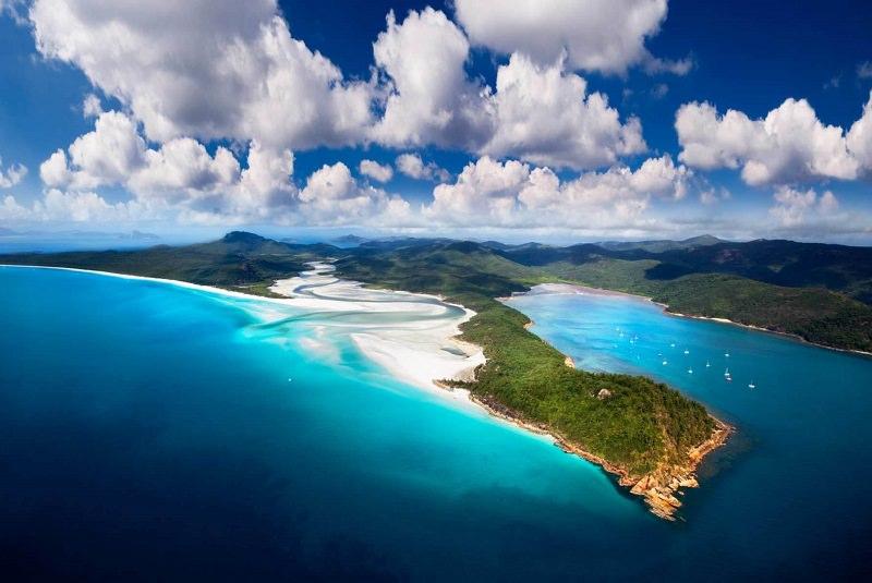 جاذبه های گردشگری استرالیا - کوینزلند
