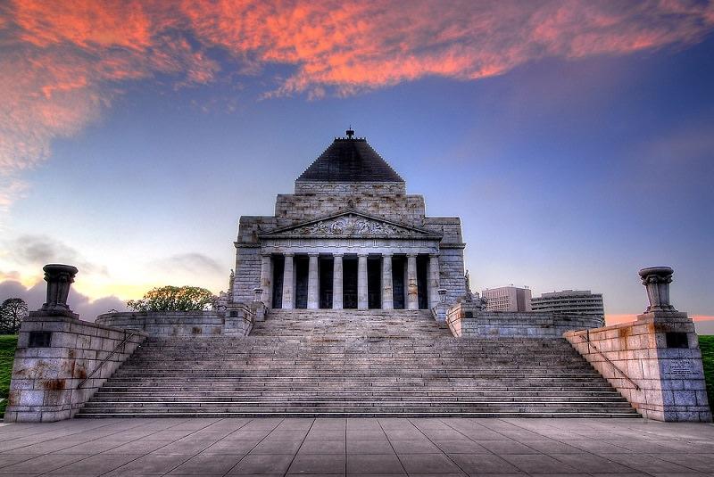 جاذبه های گردشگری ملبورن استرالیا