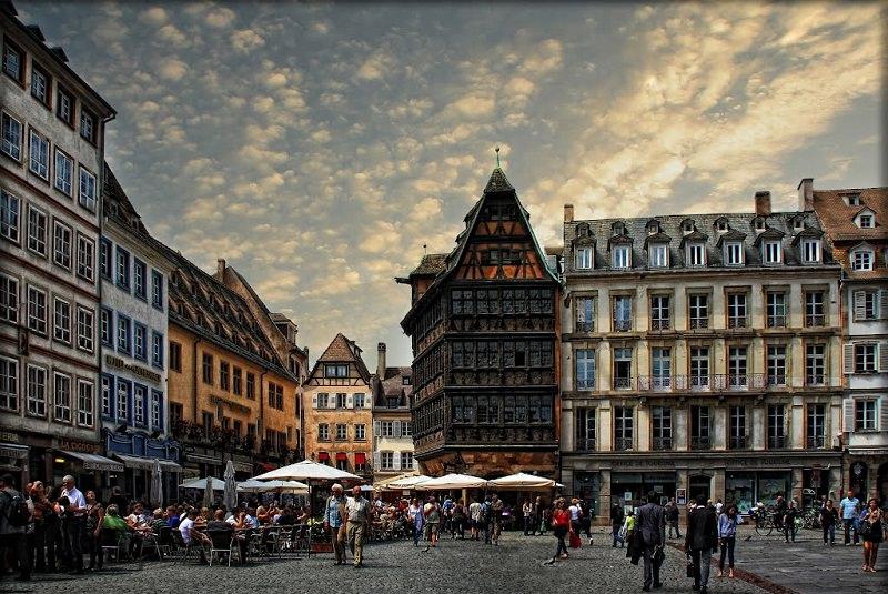 جاذبه های گردشگری استراسبورگ - فرانسه