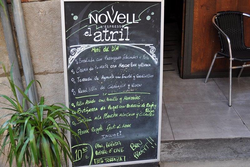 رستورانهای بارسلونا