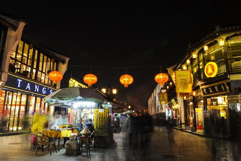 جاذبه های گردشگری هانگزو (هانگژو)