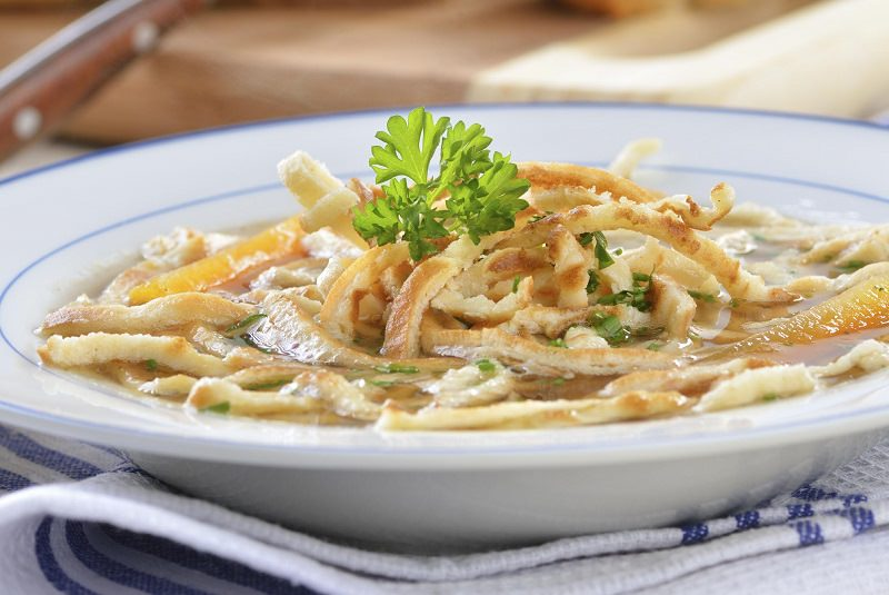 غذاهای اتریش