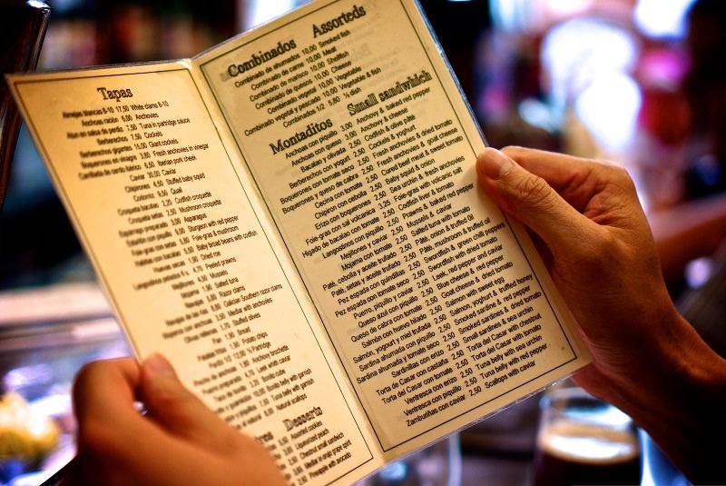 رستورانهای معروف بارسلونا