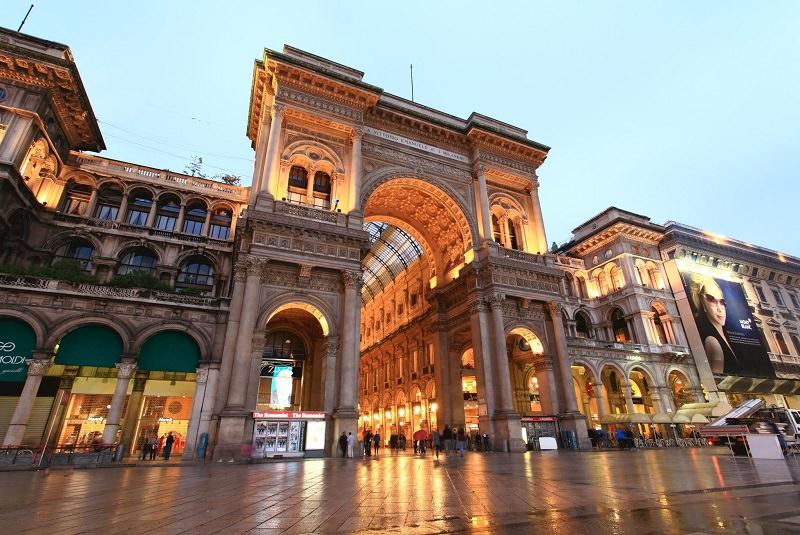 جاذبه های گردشگری میلان ایتالیا