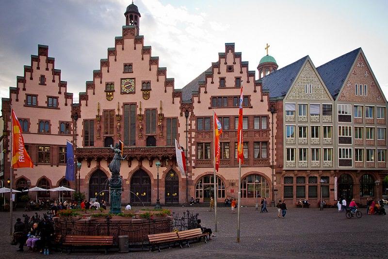 جاذبه های گردشگری آلمان - فرانکفورت