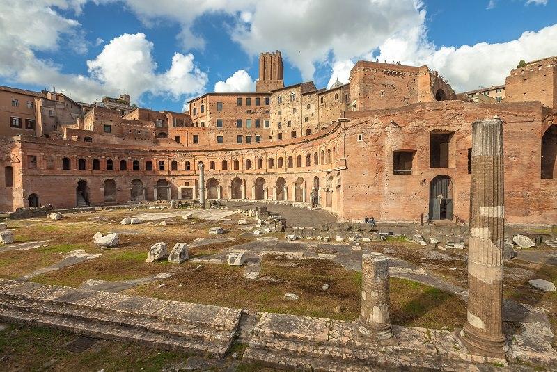 دیدنی های رم ایتالیا
