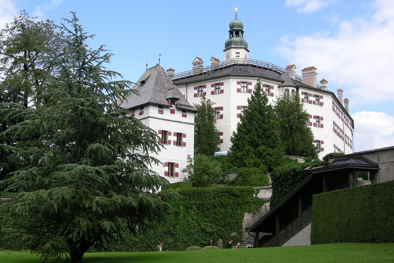 جاذبه های گردشگری اینسبورک اتریش