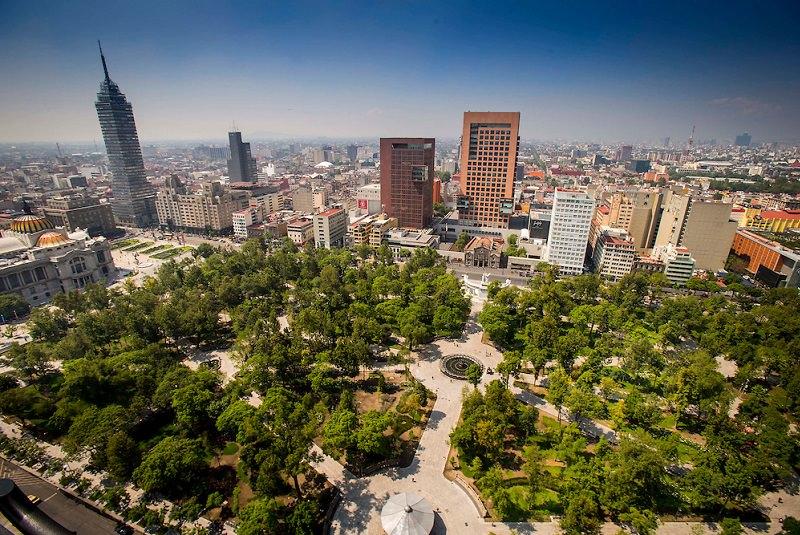 جاذبه های گردشگری مکزیکوسیتی