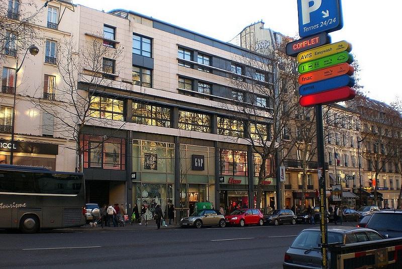 مراکز خرید پاریس