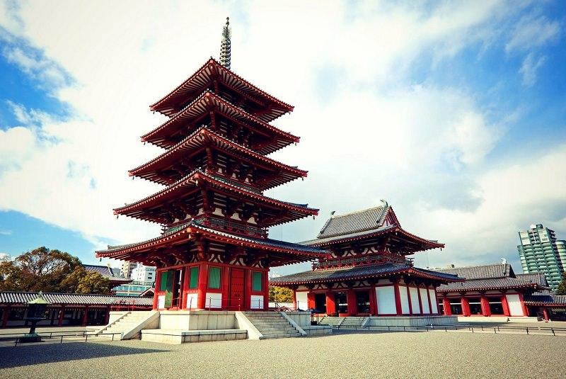 جاذبه های گردشگری اوزاکا ژاپن