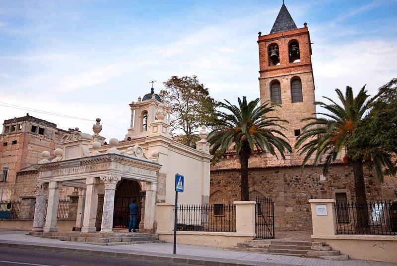 جاذبه های گردشگری مریدا - اسپانیا