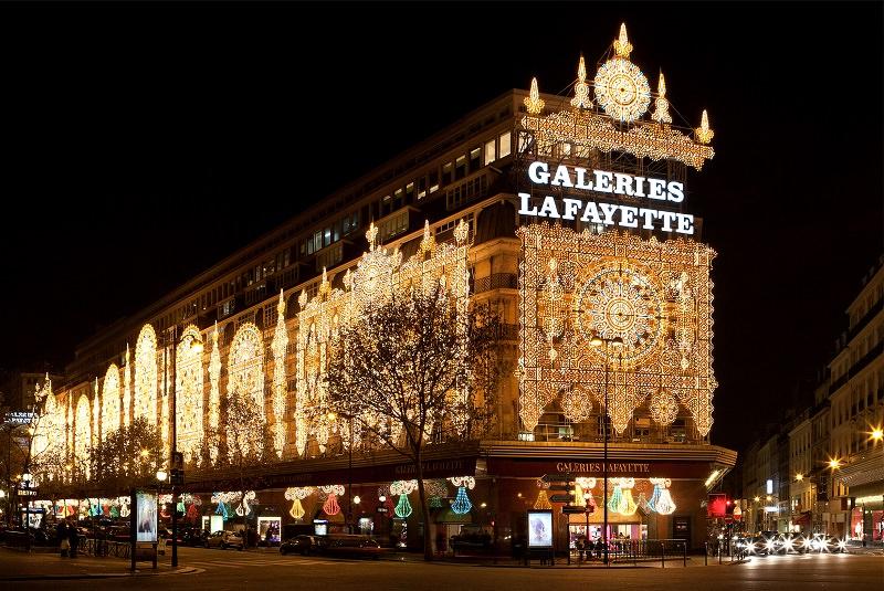 مهمترین مراکز خرید پاریس فرانسه