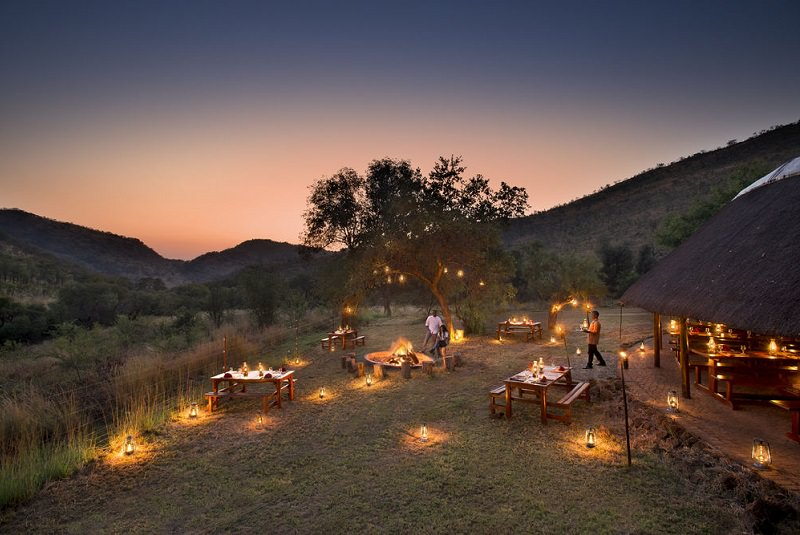 پیلانسبرگ آفریقای جنوبی