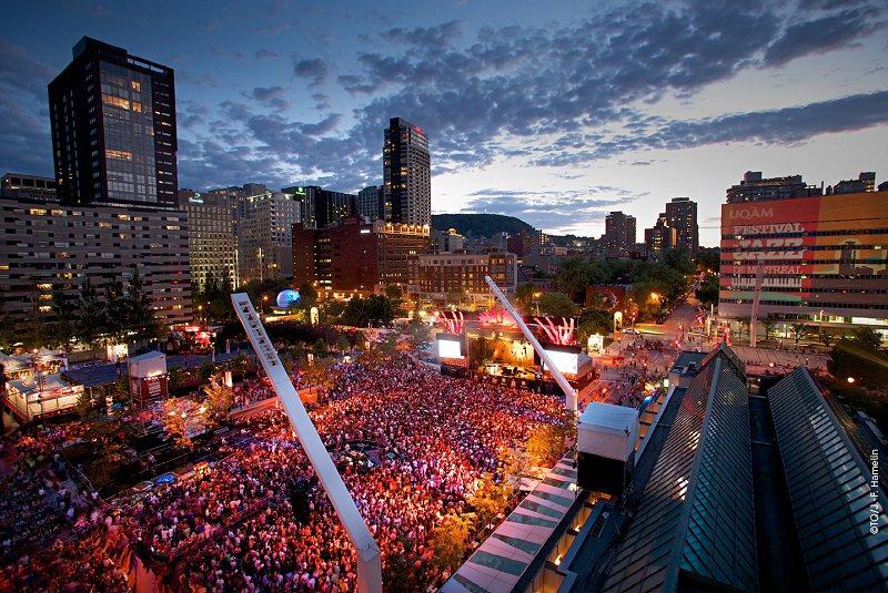 فستیوال جاز کانادا