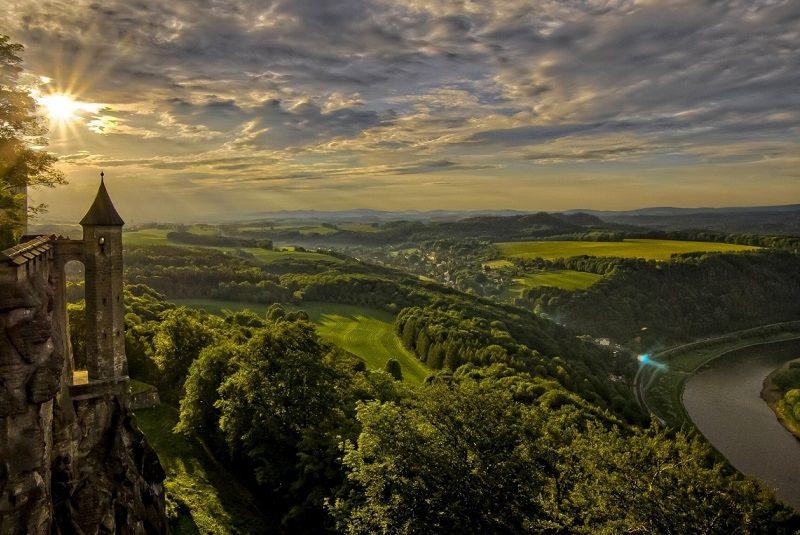 طبیعت آلمان