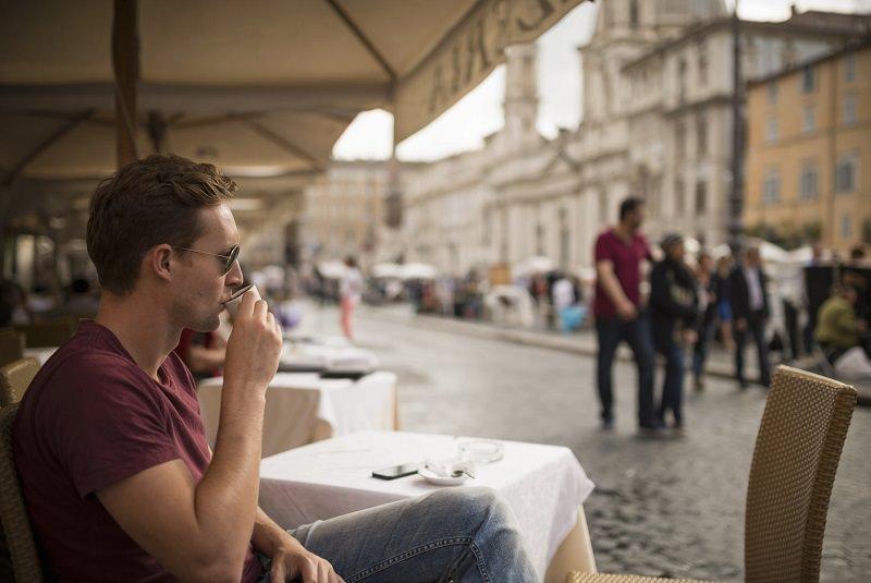 کافه ایتالیایی