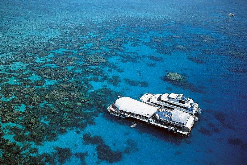 دیواره مرجانی بزرگ استرالیا