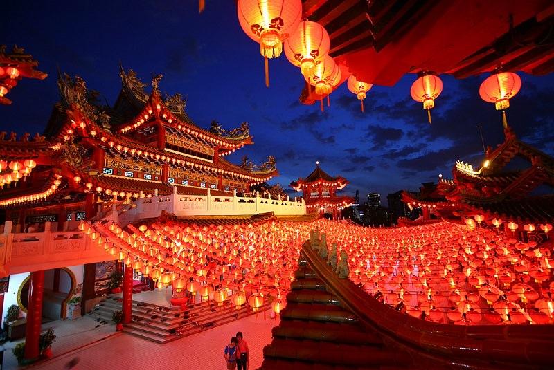 وستیوال عید چین