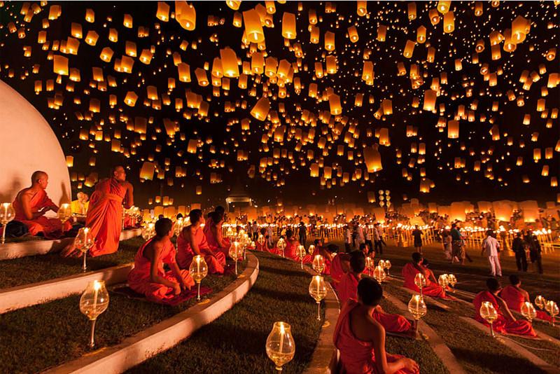فستیوال فانوس یی پنگ