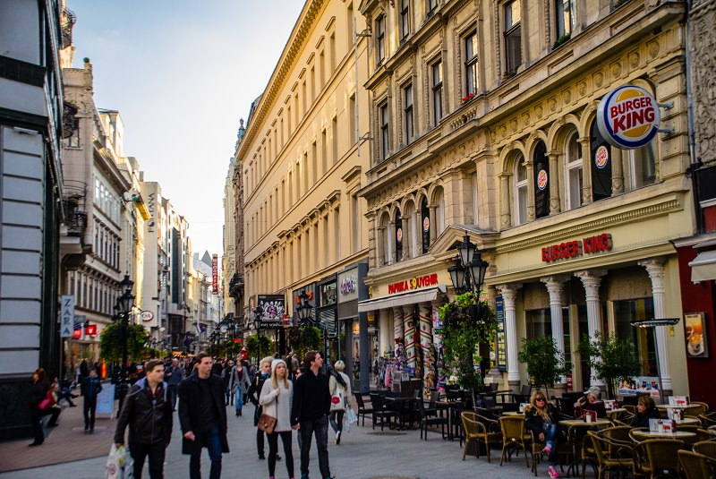 خرید در مجارستان