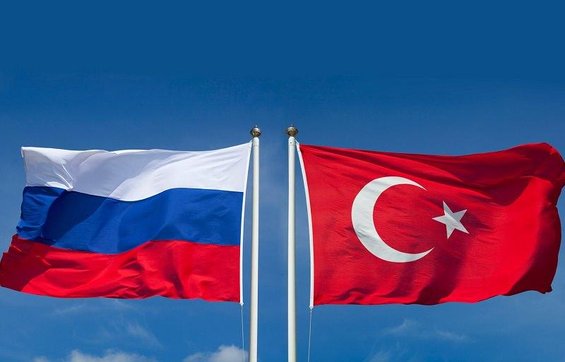 ترکیه و روسیه