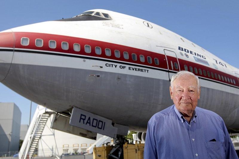جو ساتر- بویینگ 747
