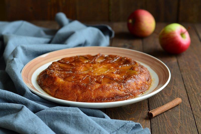 تارت سیب فرانسوی