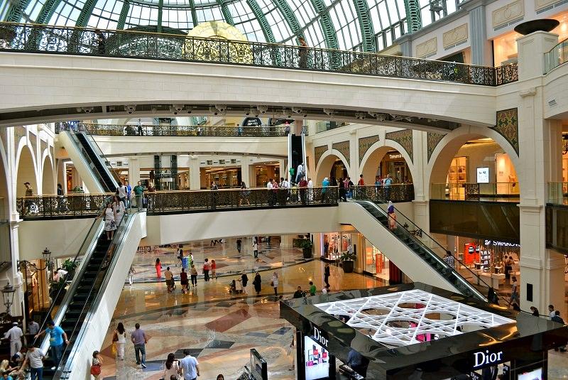 بازارهای ژنو - خرید در سوئیس