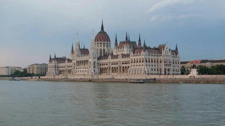 عکس هایی از پراگ و بوداپست